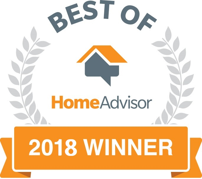 Rex AC is a HomeAdvisor Best of 2018 Award Winner